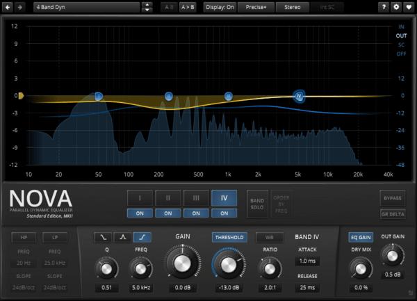 TDR Nova free plugin