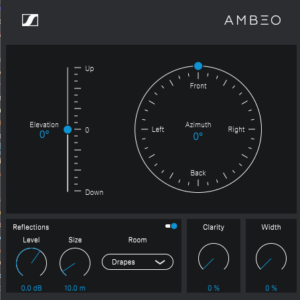 Ambeo Orbit binaural panning free plugin sennheiser