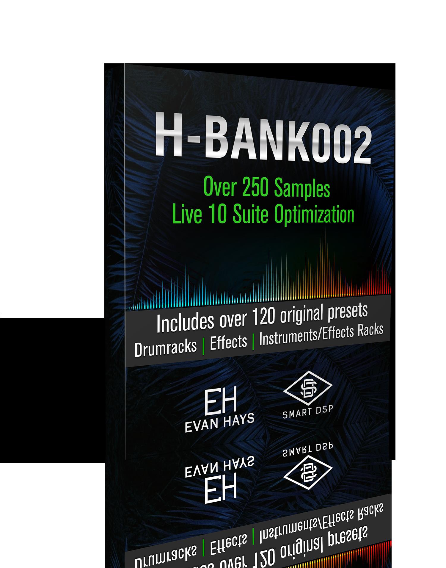 HB2 Sample Pack (Live 10 Optimised)