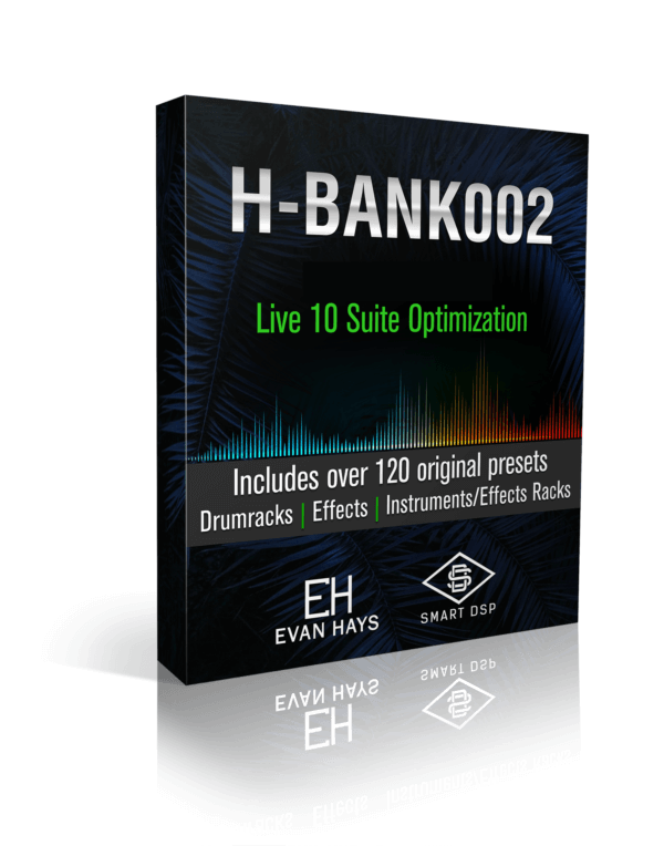 Hays Bank 002 Presets Pack for Ableton live 10 Suite